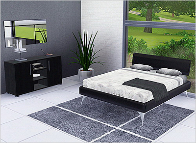 озеленение спальни