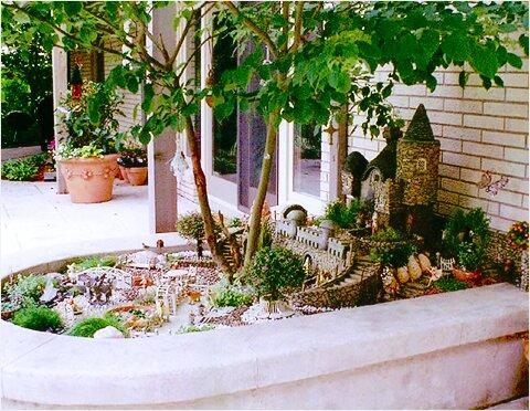 Сказочный сад для феи